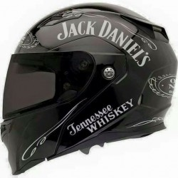 kit 12 stickers autocollant jack Daniel's déco casque moto