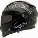 12 stickers autocollant déco casque moto  Jack Daniel's old
