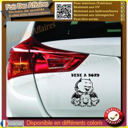 Sticker autocollant DNA BTS
