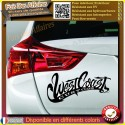 sticker autocollant west coast custom choppers