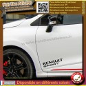 stickers autocollant Renault sport
