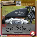 2 stickers autocollant old school bobber