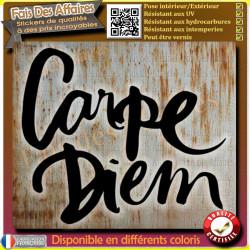 sticker autocollant rat look
