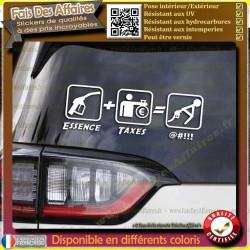 Stickers Autocollant motard à bord motard valentino rossi 46