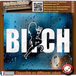 3 Stickers Autocollant motard a bord Marc marquez 93 moto grand prix